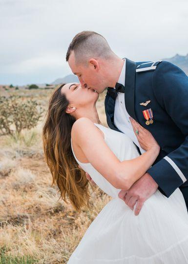 Intimate New Mexico Wedding