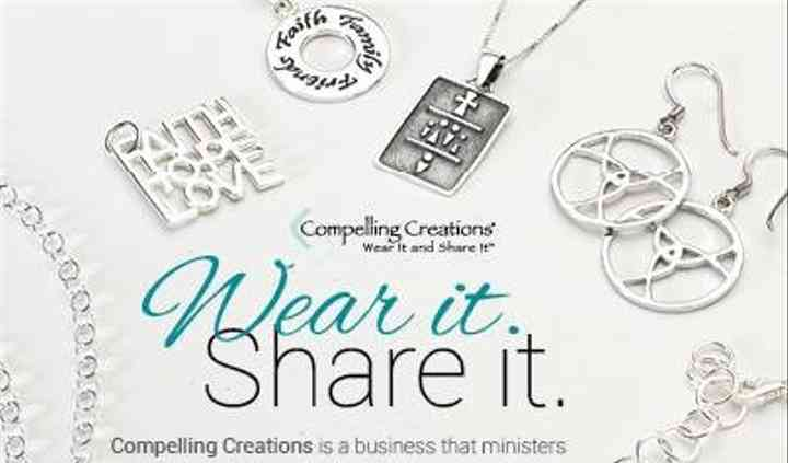Compelling Creations Faith Based Jewelry by Terry Kirchner