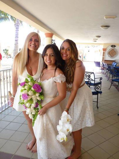 lorraine bride
