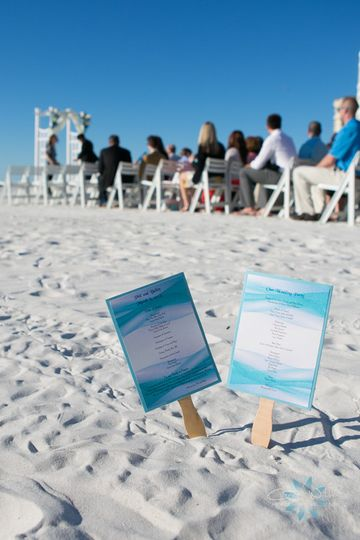 hilton clearwater beach wedding11