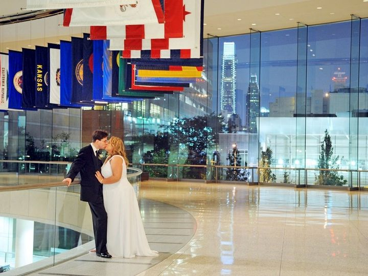 Tmx 1414086485596 Couple Kiss Philadelphia, Pennsylvania wedding venue