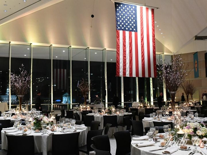 Tmx National Constitution Center Weddings Philadelphia 16 37 00 51 150487 157918597754246 Philadelphia, Pennsylvania wedding venue