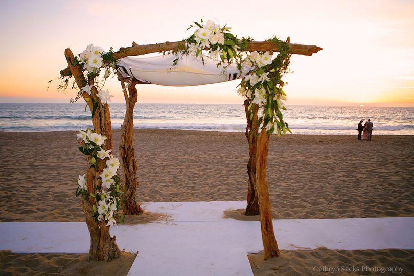 feb 15 2015 ceremony beach