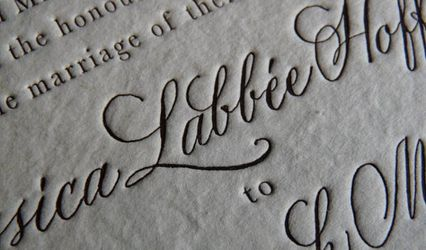Fresh Heifers Artisan Letterpress