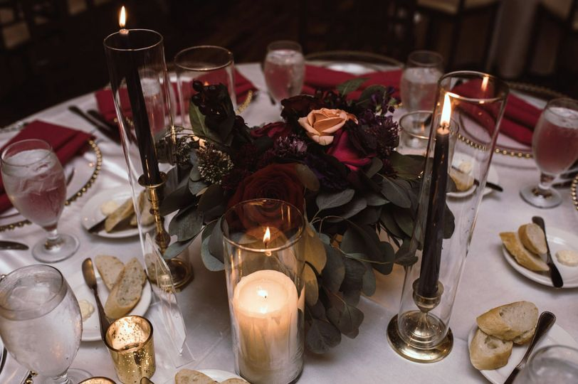 Fall Inspired Centerpieces