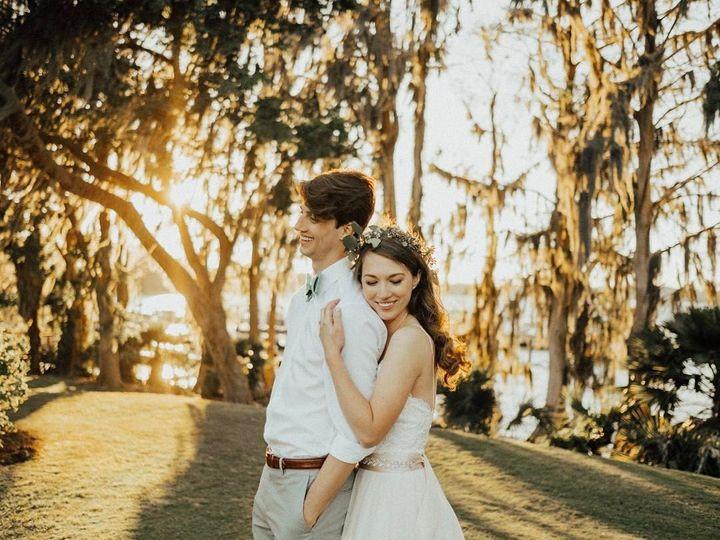 Tmx 1510440515922 Andy  Lauren Maroon   The Portos Orlando wedding planner