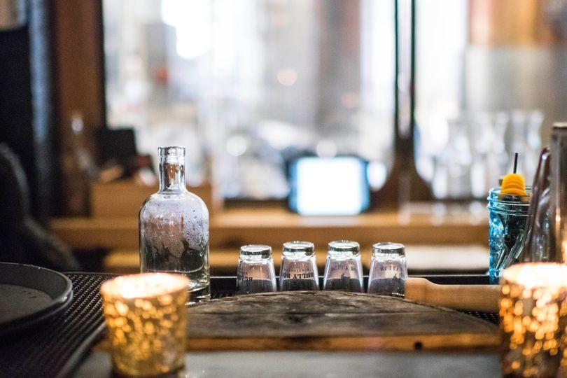 Drink details - Bully Boy Distillers