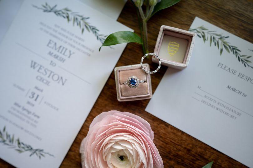 Emily & Wes // Wedding Day