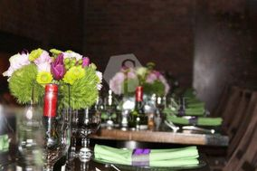 Simply Divine Event Decor