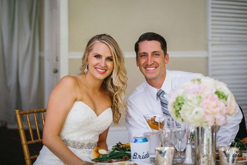 Alexandra and Chris were both beautiful, fun, and easy-going.