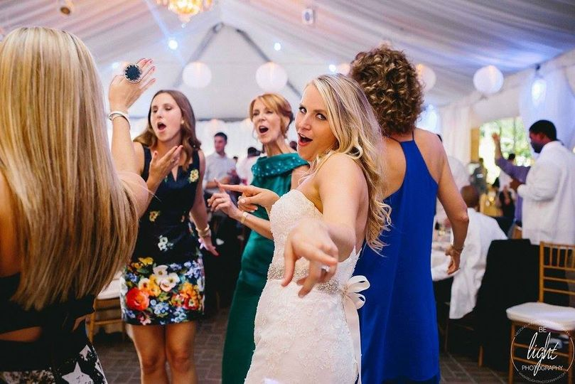 Get the girls on the dance floor - and the guys will follow