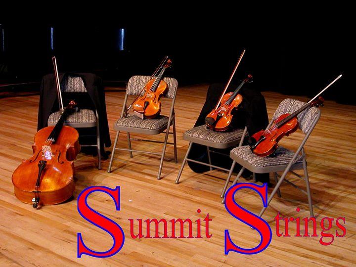 violins cello text