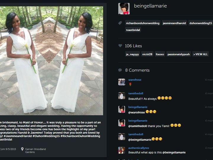 Tmx 1468012484004 Beingellamarie Willow Grove wedding dress