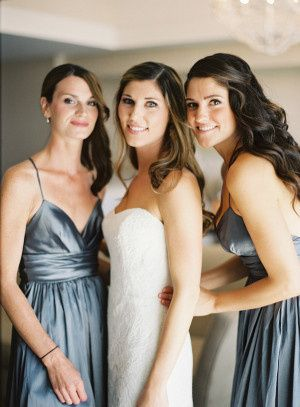 Tmx 1468012490069 Blue Gray Silk Bridesmaids Dresses 300x407 Willow Grove wedding dress