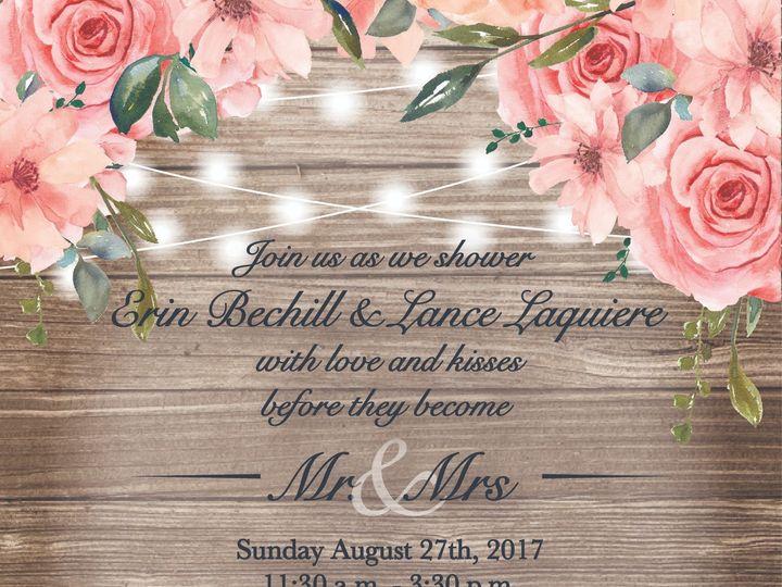 Tmx Erinlance 01 51 743487 157538551651559 Grand Rapids, MI wedding invitation