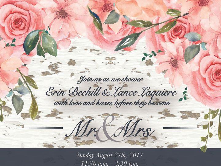 Tmx Erinlance 02 51 743487 157538551662538 Grand Rapids, MI wedding invitation