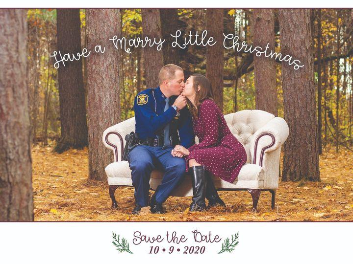 Tmx Laura Connor Save The Dates 02 51 743487 157538552069743 Grand Rapids, MI wedding invitation