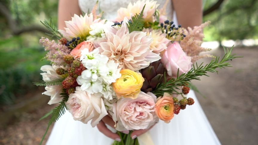 We love bouquets you can eat!