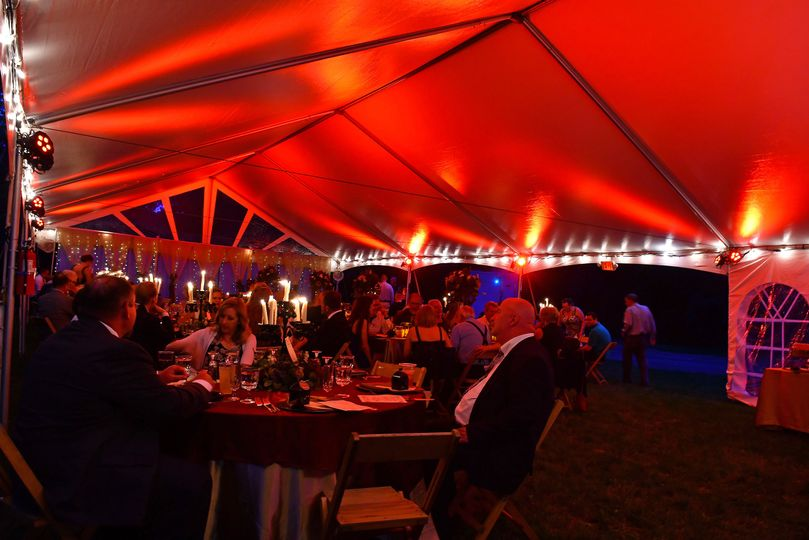 Tent Lighting Services