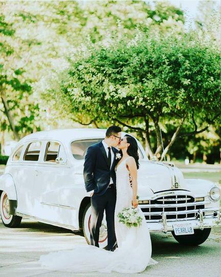 Yin Ranch - the happy couple