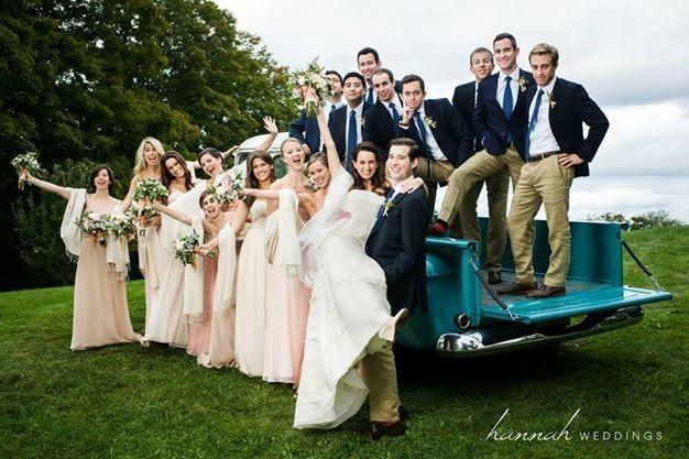hannah wedding