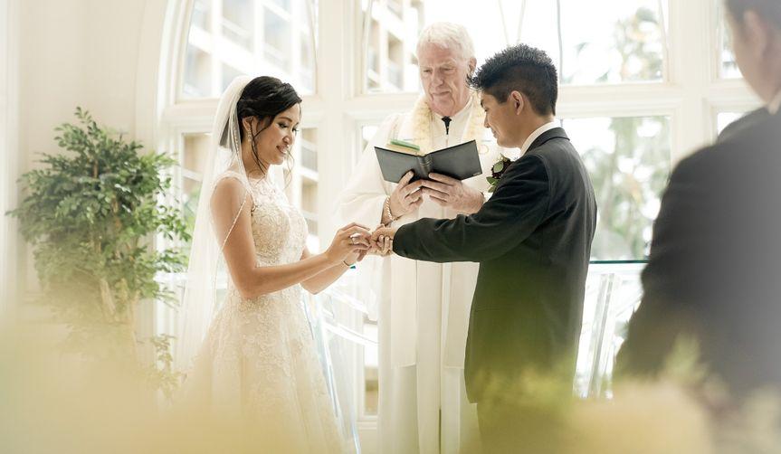 Elegant Waikiki Wedding