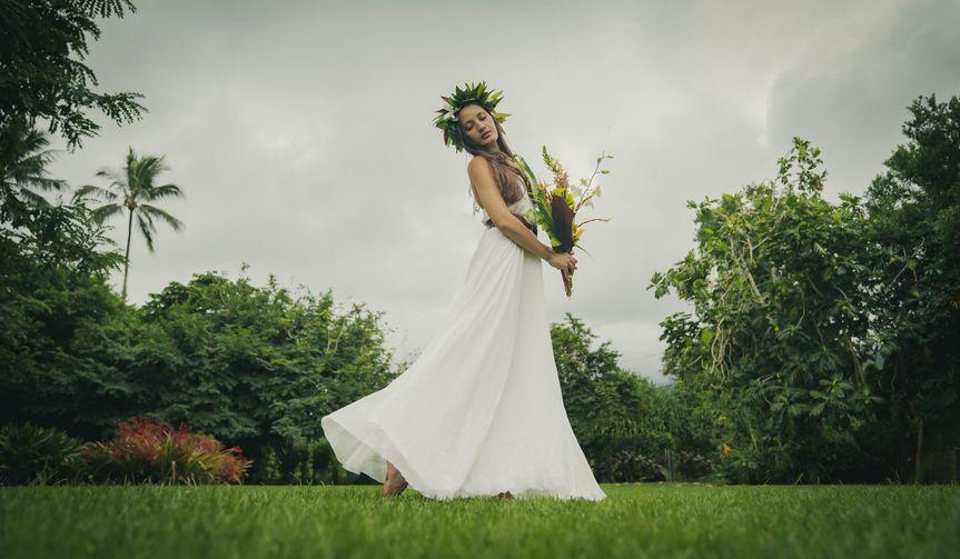 Boho-style Wedding