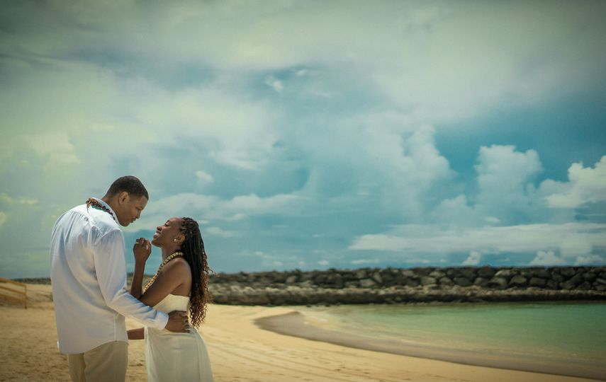 Secluded Romantic Elopement