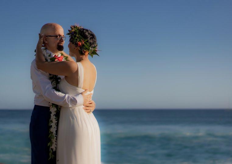 Sunny Waikiki Wedding