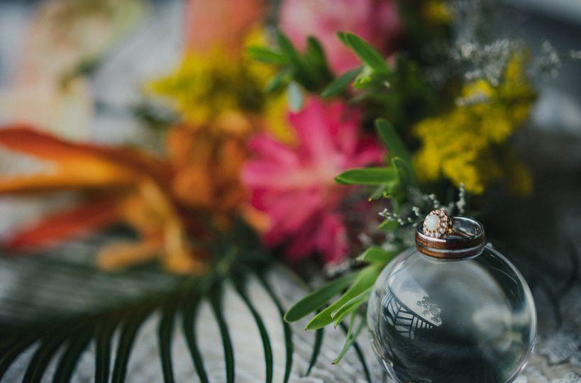 Boho-Chic Wedding