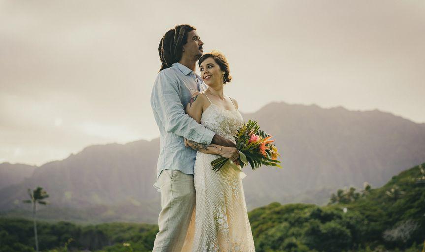 Charming O'ahu Wedding
