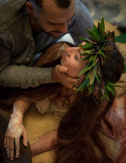 Romantic Bohemian Wedding