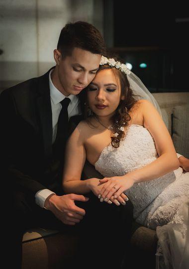 Stylish Waikiki Wedding