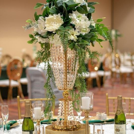Design by @revesetheresevents