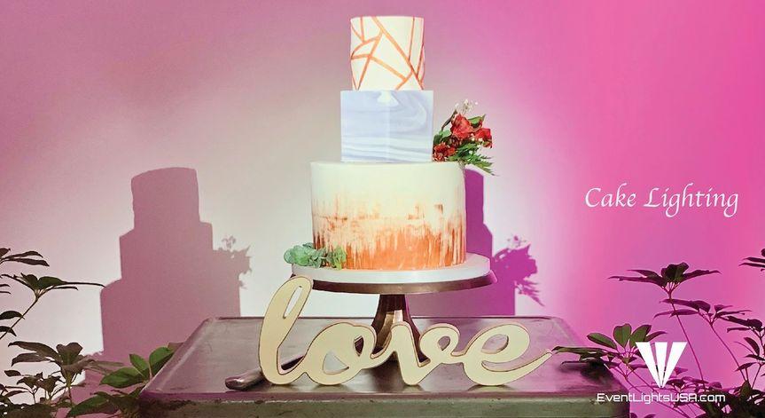 Cake Lighting done right!