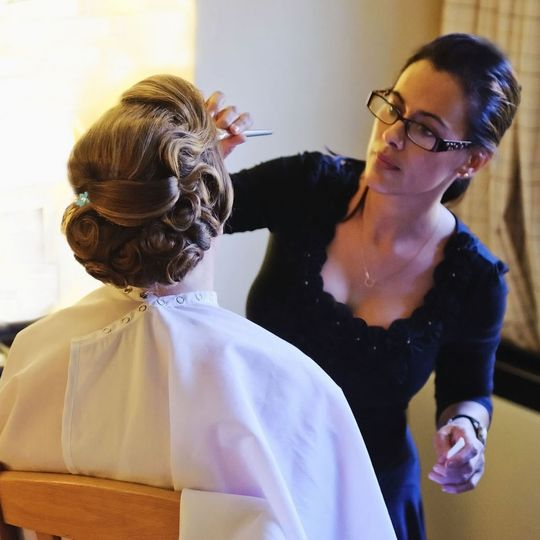 Certified Cosmetologist Bridal Hairstylist Makeup Artist U0026 Hair Extensions Specialist - Beauty ...