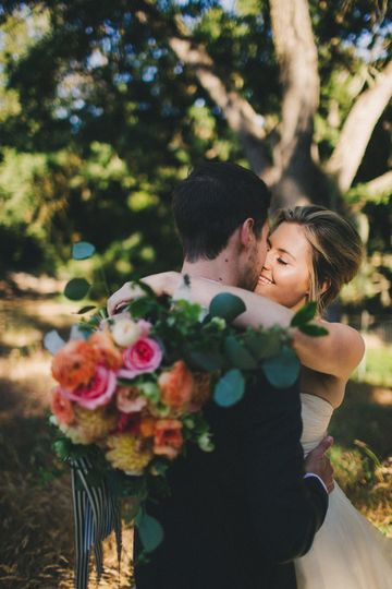 The couple   Sarah Kathleen photography