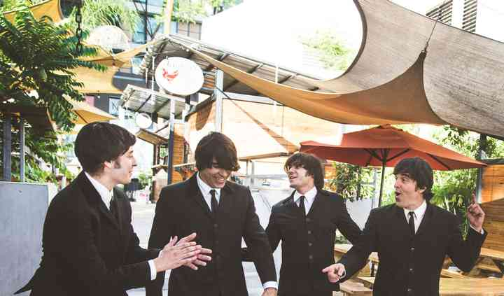 The Jukebox: Tributo a Los Beatles
