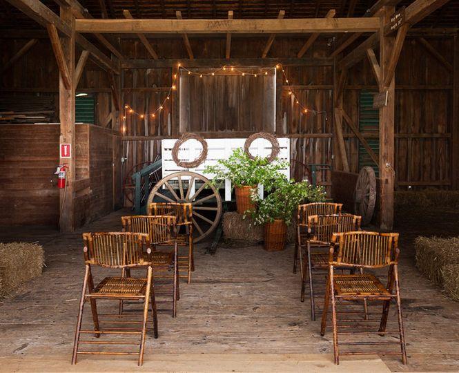 Farmhouse Nuptials