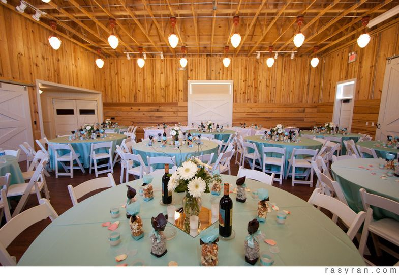 Depot: Wedding Reception