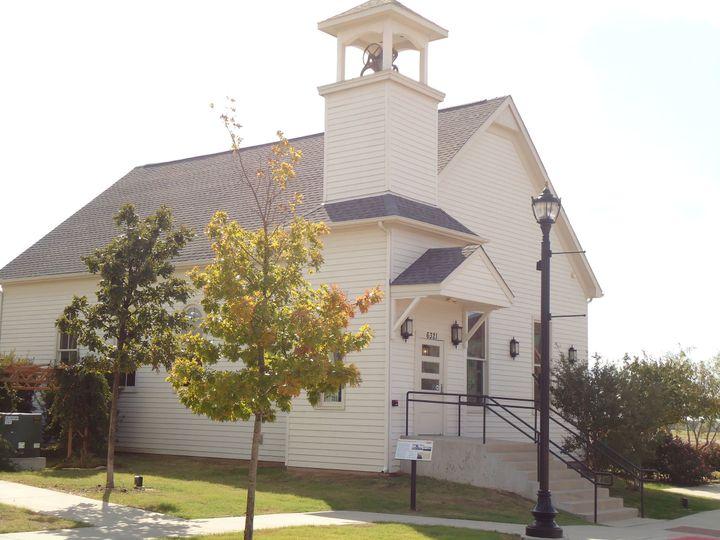 Lebanon Chapel exterior