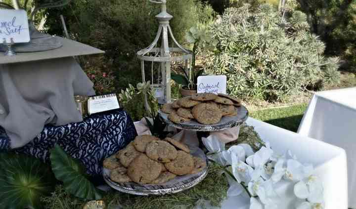 Passion. Sugar. Butter. Cookie Buffets