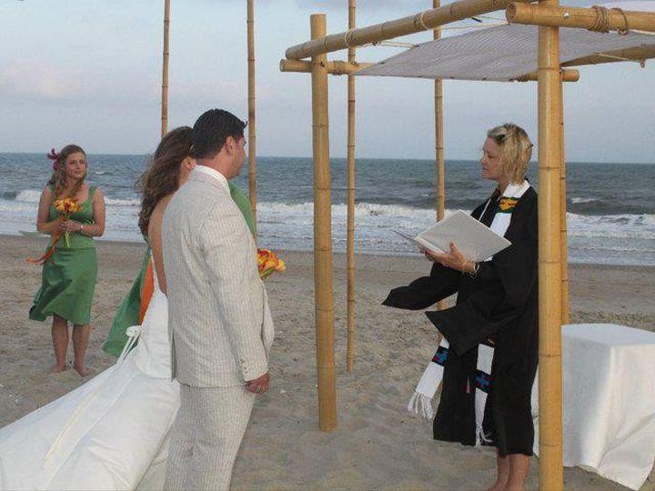Tmx 1413656247099 Beach Picture Durham, NC wedding officiant