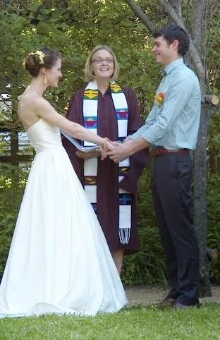 Tmx 1413656322694 Michelle And Nick Durham, NC wedding officiant