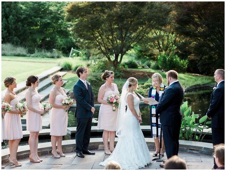 Tmx 1450020759235 Katie And Mark Durham, NC wedding officiant