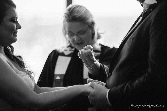 Tmx 1507821414761 City Club Raleigh Wedding Photography Lauren Adam  Durham, NC wedding officiant