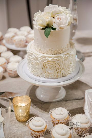 Couture Cakes Of Greenville   Wedding Cake   Greenville, SC   WeddingWire