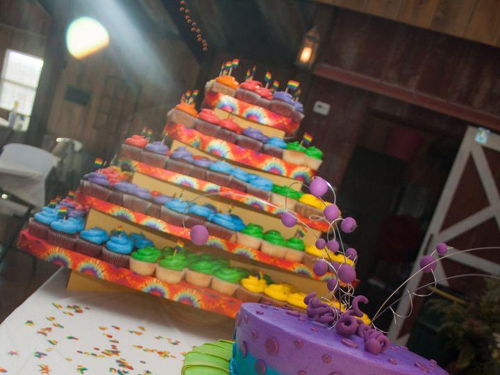 Tmx 1475011479319 Southernwiweddings Fortatkinsonphotographer Katyda Whitewater wedding cake
