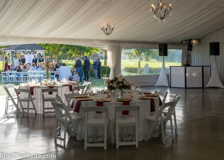Haggin Oaks Pavilion