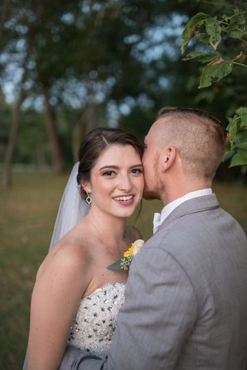 Upstate NY Wedding Photo